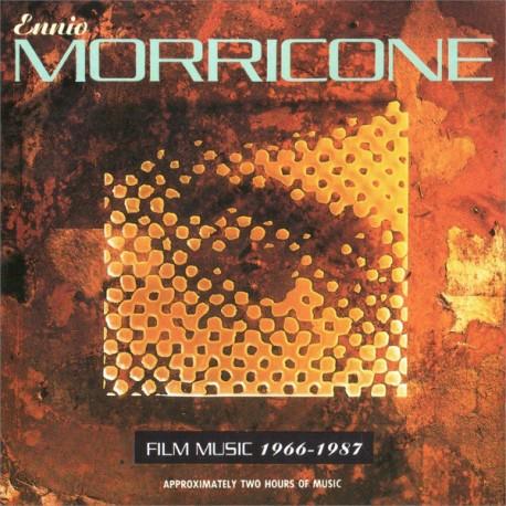 MORRICONE Ennio : CDx2 Film Music 1966-1987