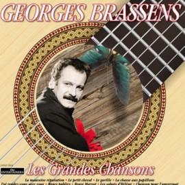 BRASSENS Georges : LP Les Grandes Chansons