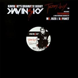 "KAVINSKY : 12""EP Teddy Boy EP"