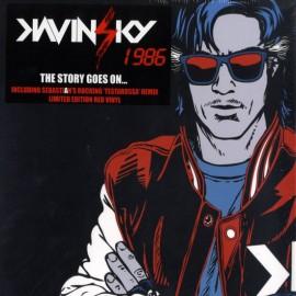 """KAVINSKY : 12""""EP 1986"""