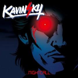 """KAVINSKY : 12""""EP Nightcall"""