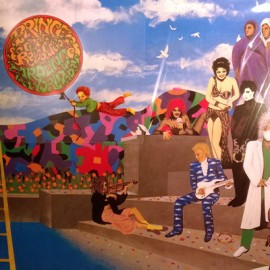 PRINCE : LP Around The World In A Day
