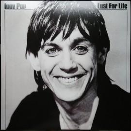 IGGY POP : LP Lust For Life