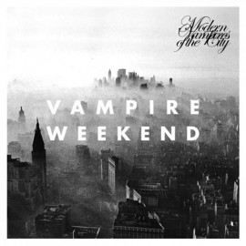 VAMPIRE WEEKEND : LP Modern Vampires Of The City