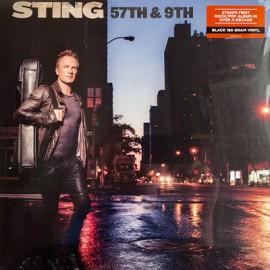STING : LP 57th & 9th