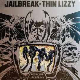 THIN LIZZY : LP Jailbreak