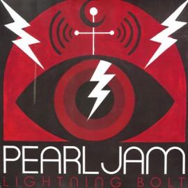 PEARL JAM : LP Lightning Bolt