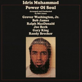 MUHAMMAD Idris : LP Power Of The Soul (colored)