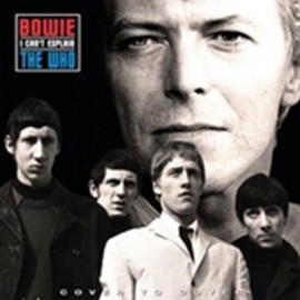 BOWIE David / WHO (the) : I Can't Explain (red)