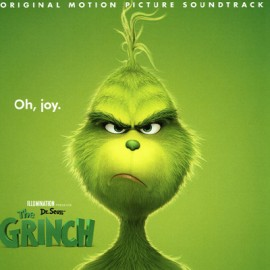 ELFMAN Danny : CD Dr. Seuss' The Grinch