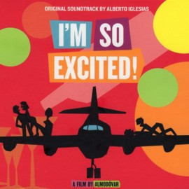 IGLESIAS Alberto : CD I'm So Excited