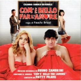 ZAMBRINI Bruno : CD Com' È Bello Far L'Amore