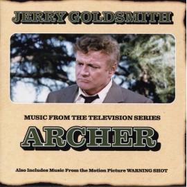 GOLDSMITH Jerry : CD Archer - Warning Shot
