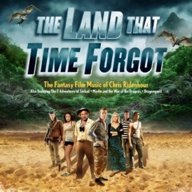RIDENHOUR Chris : CD The Land That Time Forgot