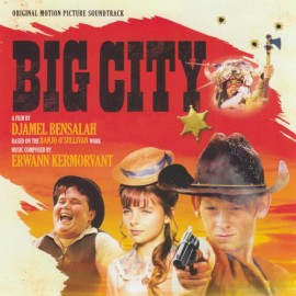 KERMORVANT Erwann : CD Big City