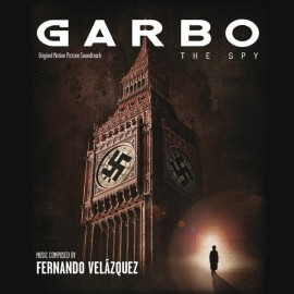 VELAZQUEZ Fernando : CD Garbo : The Spy