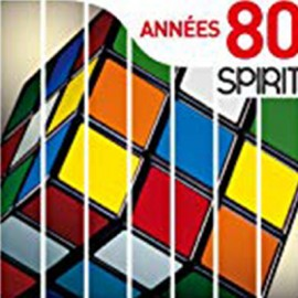 VARIOUS : LP Années 80 Spirit Of
