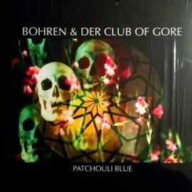 BOHREN & DER CLUB OF GORE : LPx2 Patchouli Blue