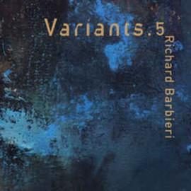 BARBIERI Richard : LP Variants.5