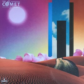 COMET IS COMING (the) : LP Trust In The Lifeforce Of The Deep Mystery