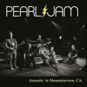 PEARL JAM : LP Acoustic in Mountainview, CA
