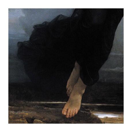 """NYX NOTT : LP+7"""" Aux Pieds de la Nuit"""