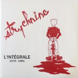 STRYCHNINE : LPx2 L'Intégrale 1979-1981