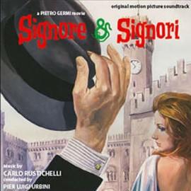 RUSTICHELLI Carlo : CD Signore & Signori