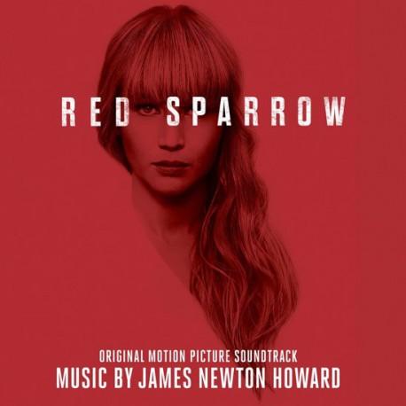 HOWARD James Newton : LPx2 Red Sparrow