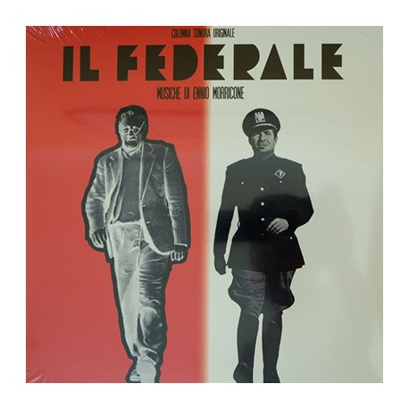 MORRICONE Ennio : LP Il Federale