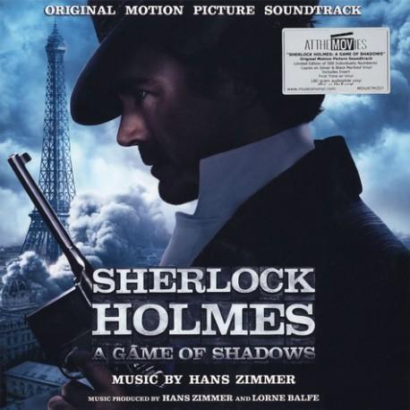 ZIMMER Hans : LPx2 Sherlock Holmes : A Game Of Shadows
