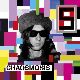 PRIMAL SCREAM : LP+CD Chaosmosis