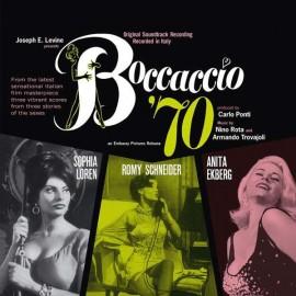 ROTA Nino / TROVAJOLI Armando : LP Boccaccio '70