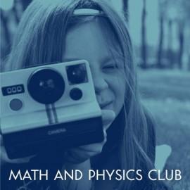 "MATH AND PHYSICS CLUB : 7"" Jimmy Had A Polaroid"