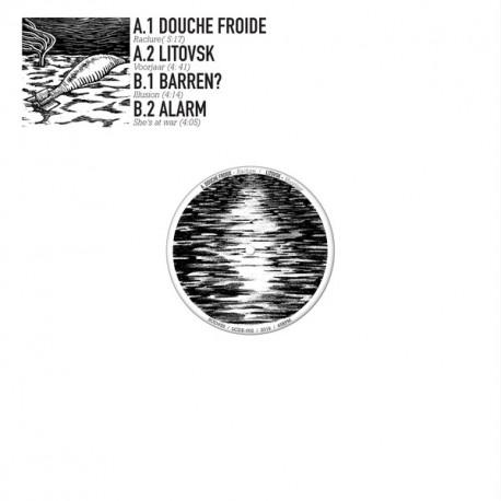 "SPLIT 12""EP DOUCHE FROIDE / LITOVSK / BARREN? / ALARM"