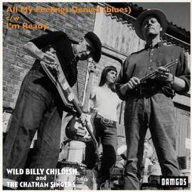WILD BILLY CHILDISH : All My Feelings Denied