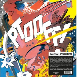 DEVIANTS (the) : LP Ptooff! (clear)