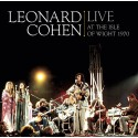 COHEN Leonard : LPx2 Live At The Isle Of Wight 1970