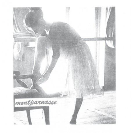 """YORAN : 12""""EP Montparnasse"""
