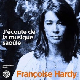 """HARDY Françoise : 12""""EP Funky French League Remixes"""