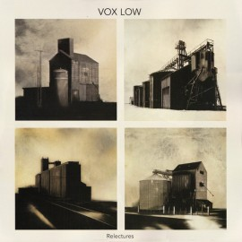 """VOX LOW : 12""""EP Relectures"""