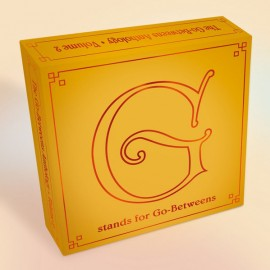 GO-BETWEENS (the) : LPx5+CDx5 G Stands For Go-Betweens : The Go-Betweens Anthology - Volume 2
