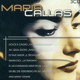 CALLAS Maria : CDx3 Callas