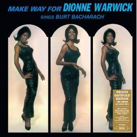 WARWICK Dionne : LP Make Way For Dionne Warwick