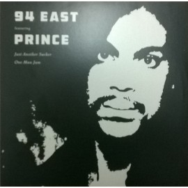 """PRINCE : 12""""EP Just Another Sucker / One Man Jam"""