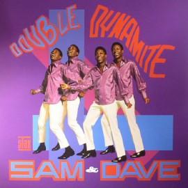 SAM & DAVE : LP Double Dynamite