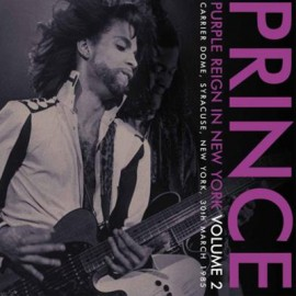 PRINCE : LP Purple Reign In NYC Vol. 2