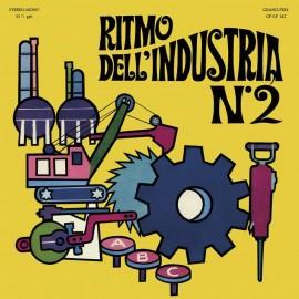 ALESSANDRONI Alessandroni : LP Ritmo dell'industria n. 2