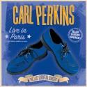 "PERKINS Carl : LPx2+7"" Live In Paris"