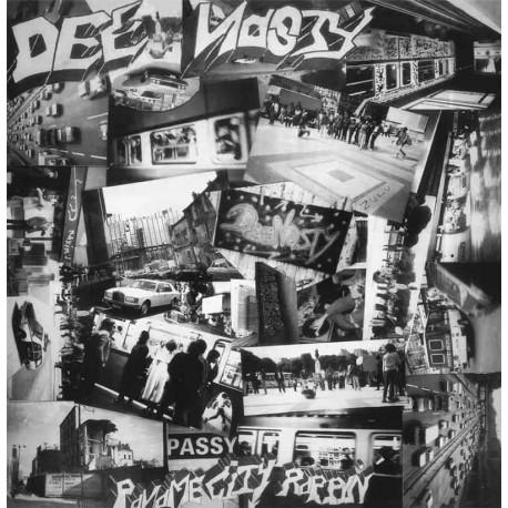 DEE NASTY : LP+CD Paname City Rappin'